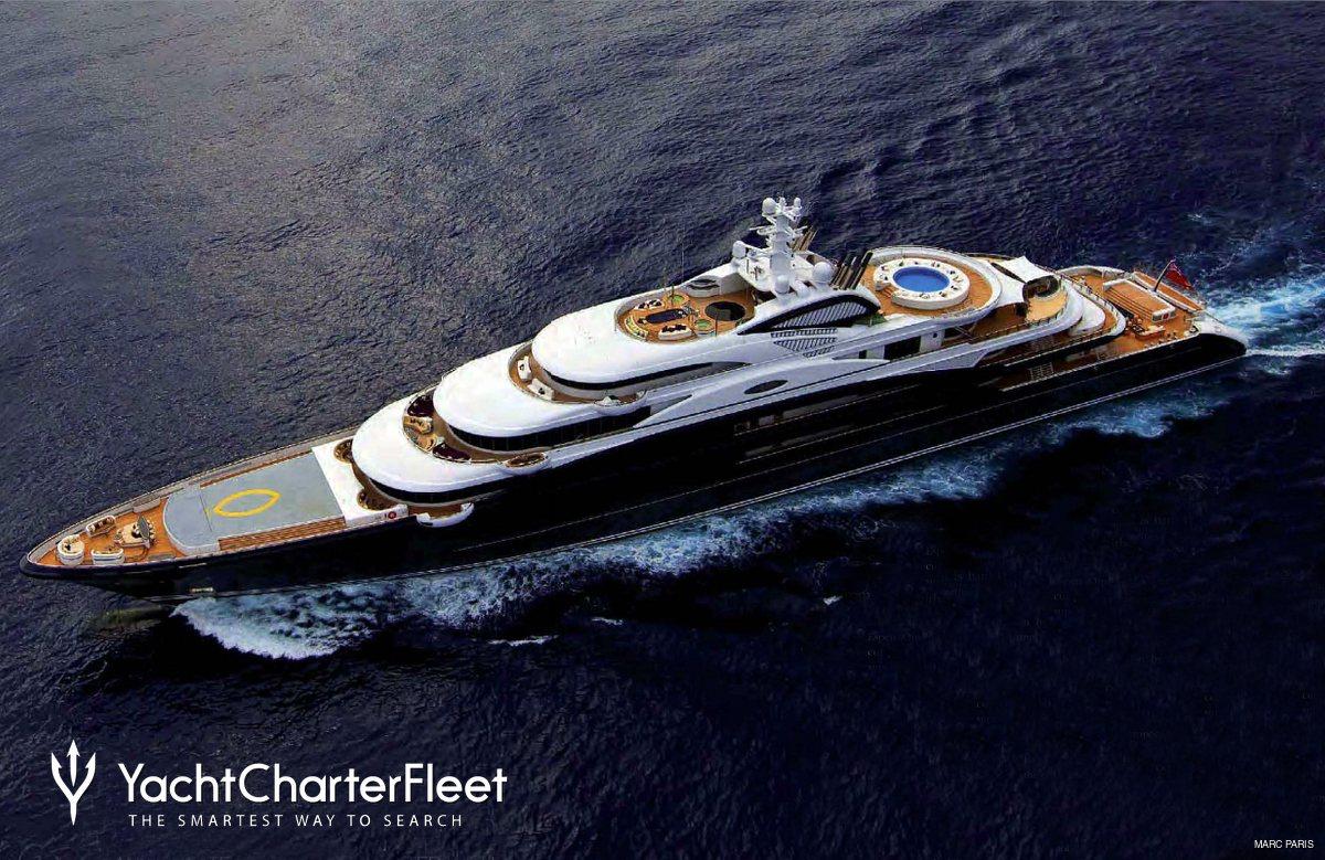 Serene Yacht Charter Price Fincantieri Luxury Yacht Charter