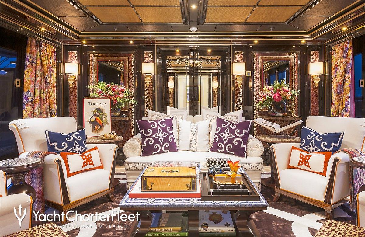 Ace Yacht Charter Price Lurssen Luxury Yacht Charter