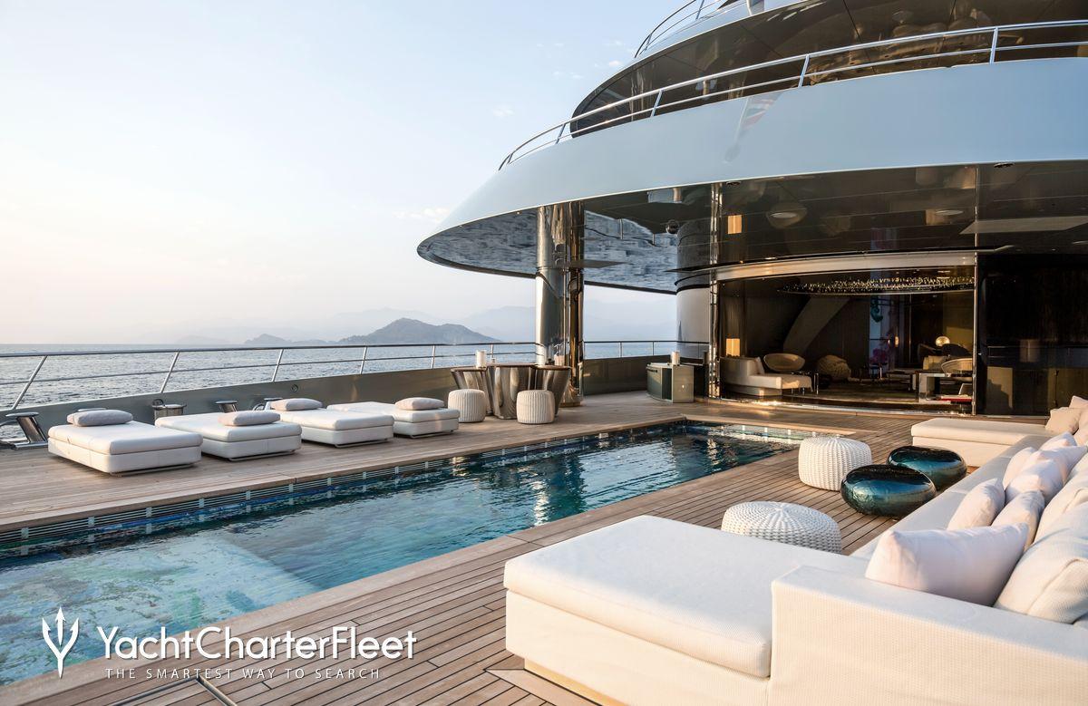 Savannah Yacht Charter Price Feadship Luxury Yacht Charter