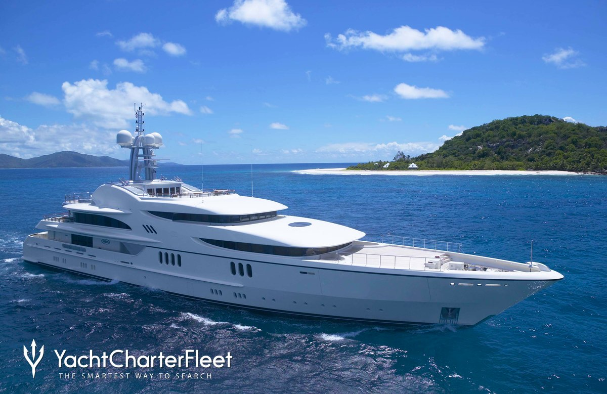 Nirvana yacht charter price oceanco luxury yacht charter - Anna 219 82ft 67m From 500 000 P W Apogee Charter Yacht