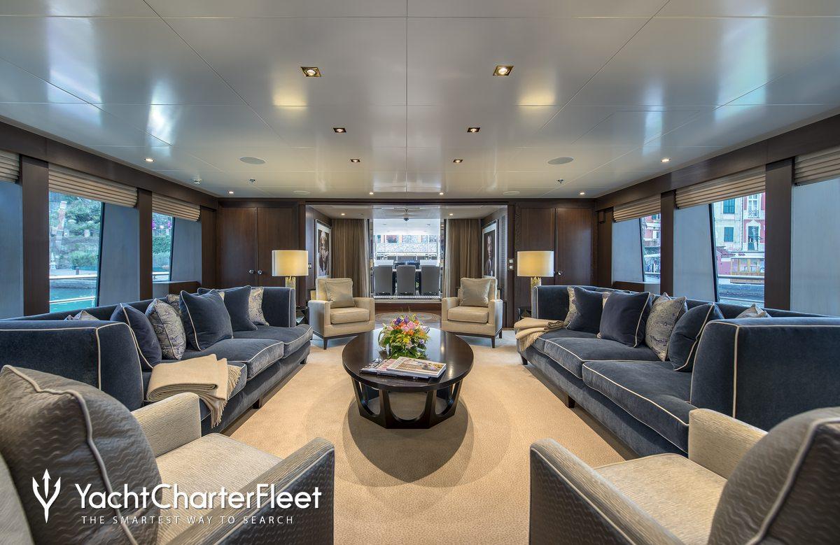 Nirvana yacht charter price oceanco luxury yacht charter - The Wellesley Yacht