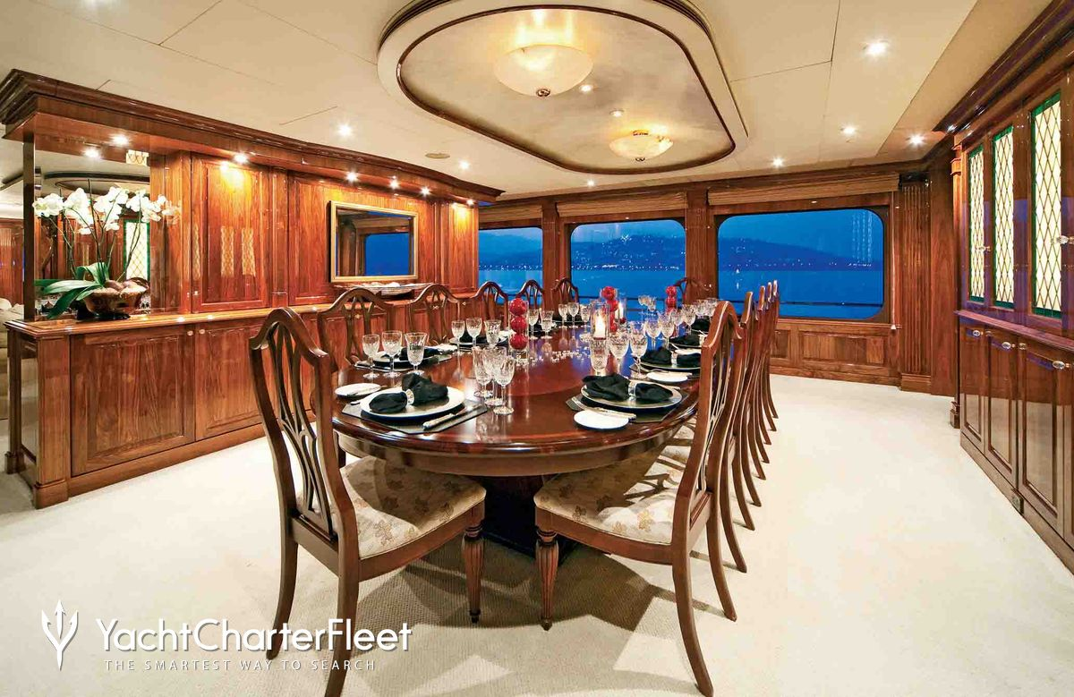 ONE MORE TOY Yacht Charter Price - Christensen Luxury Yacht Charter
