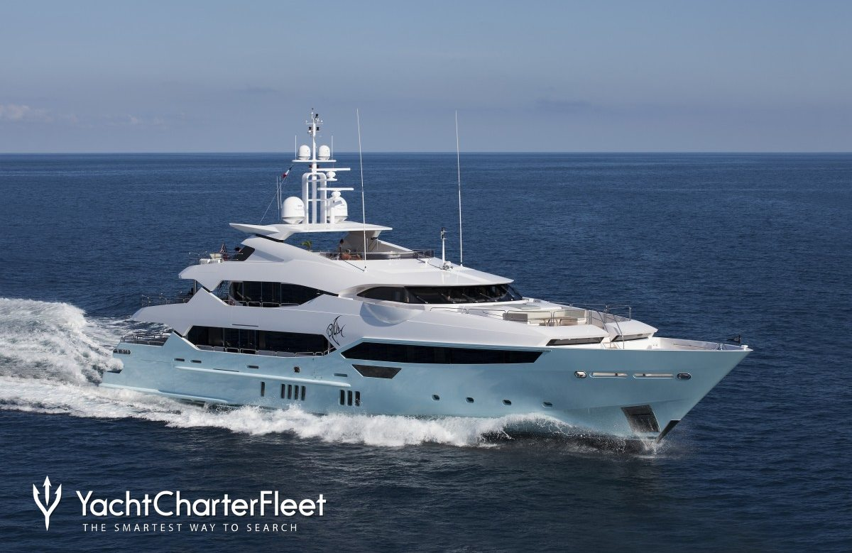 Blush Yacht Charter Price Sunseeker Luxury Yacht Charter