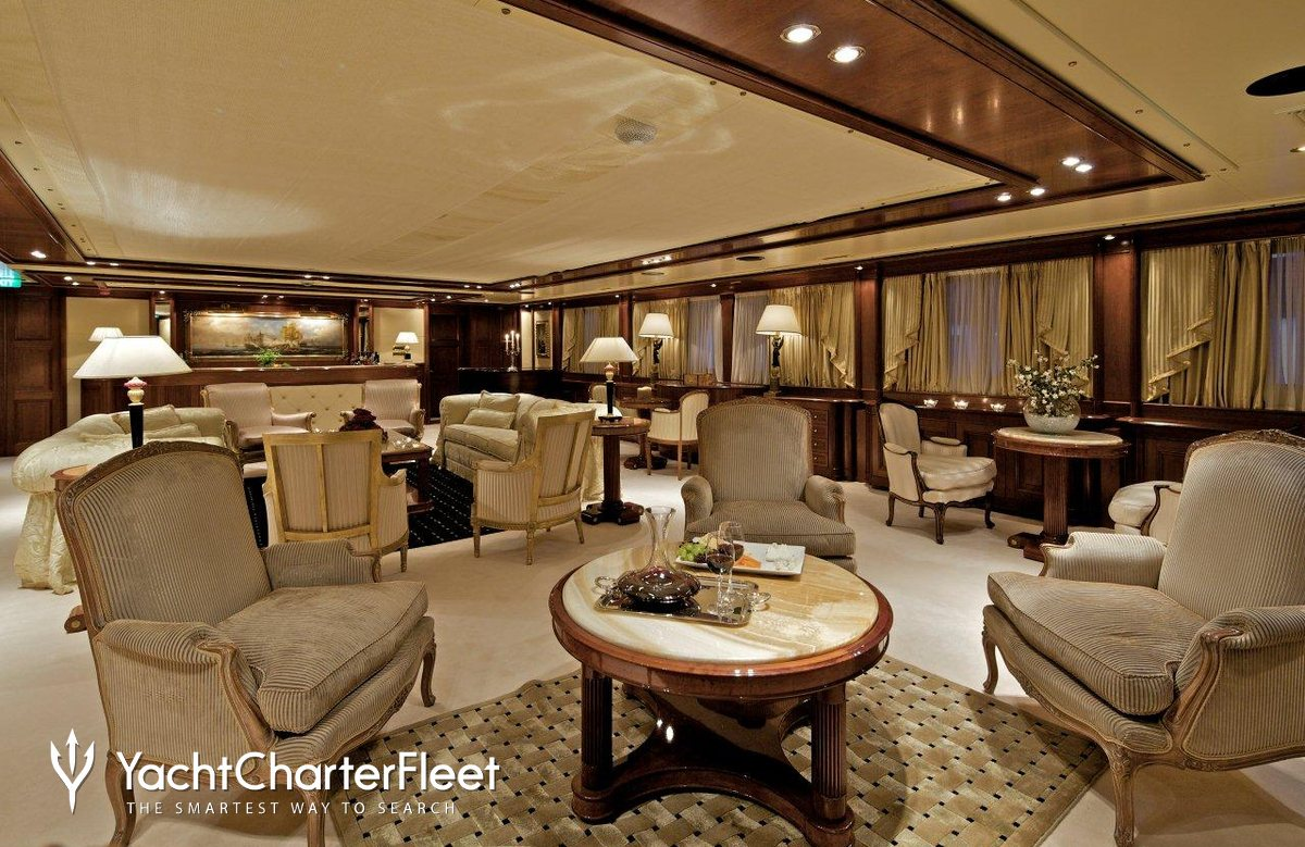OMEGA Yacht Charter Price