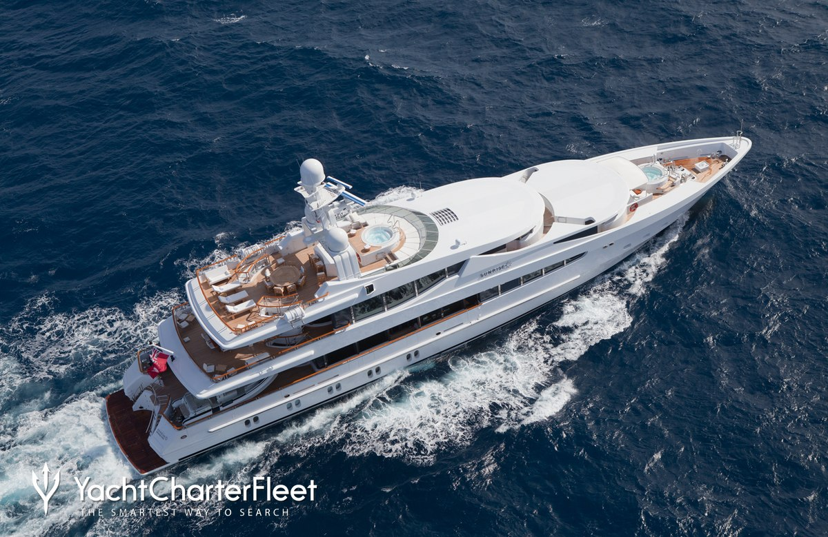Nirvana yacht charter price oceanco luxury yacht charter - Sunrise Charter Yacht Sunrise Charter Yacht