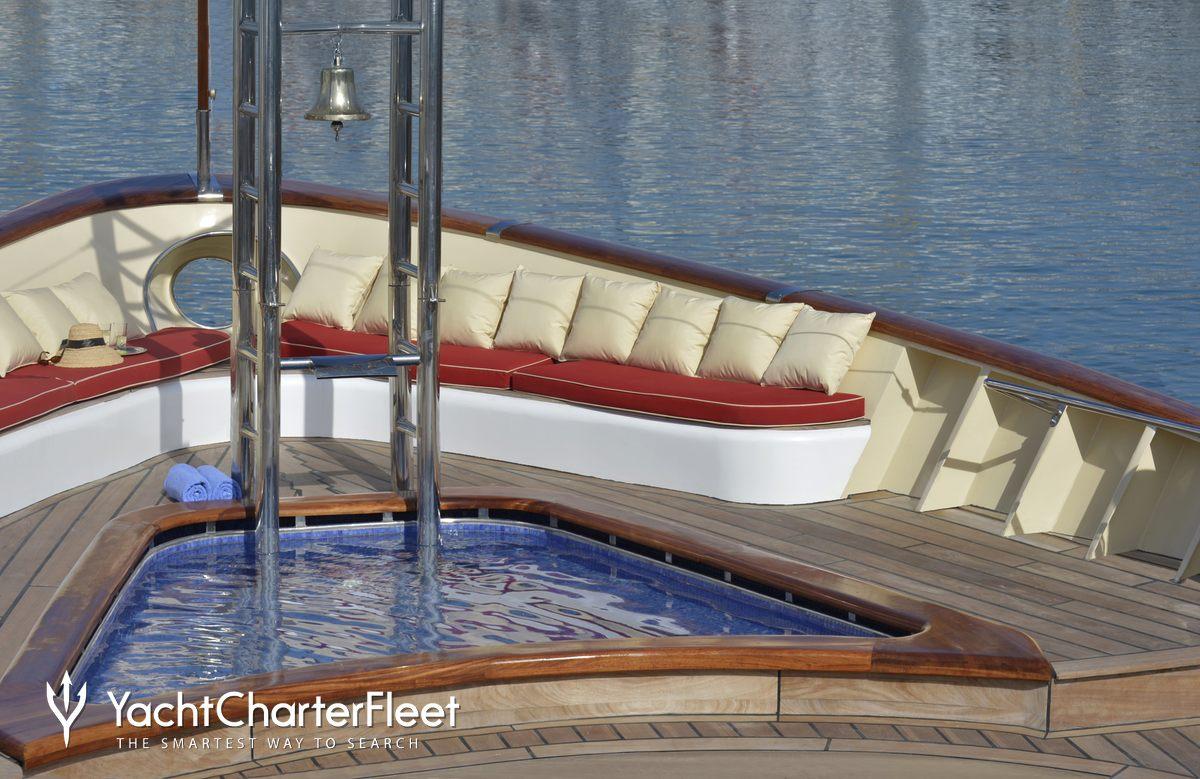 LA SULTANA Yacht Charter Price - Bulyard Luxury Yacht Charter