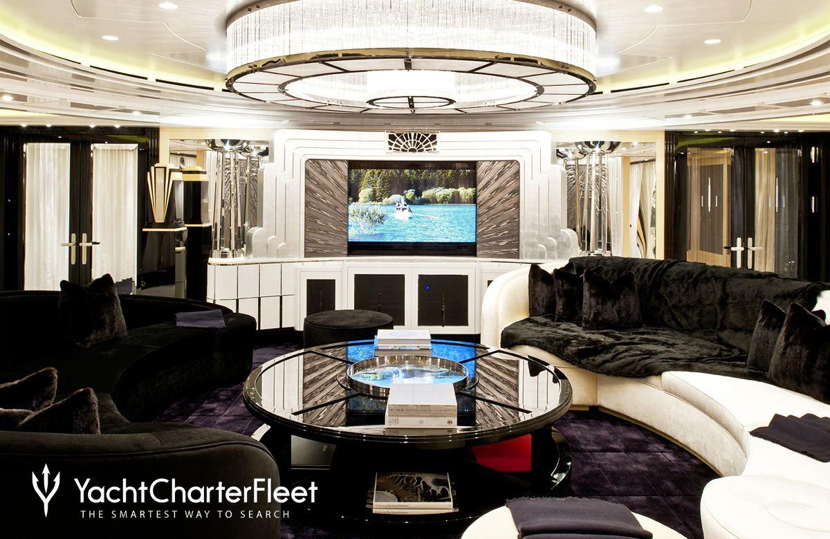 Phoenix 2 Yacht Charter Price Lurssen Luxury Yacht Charter
