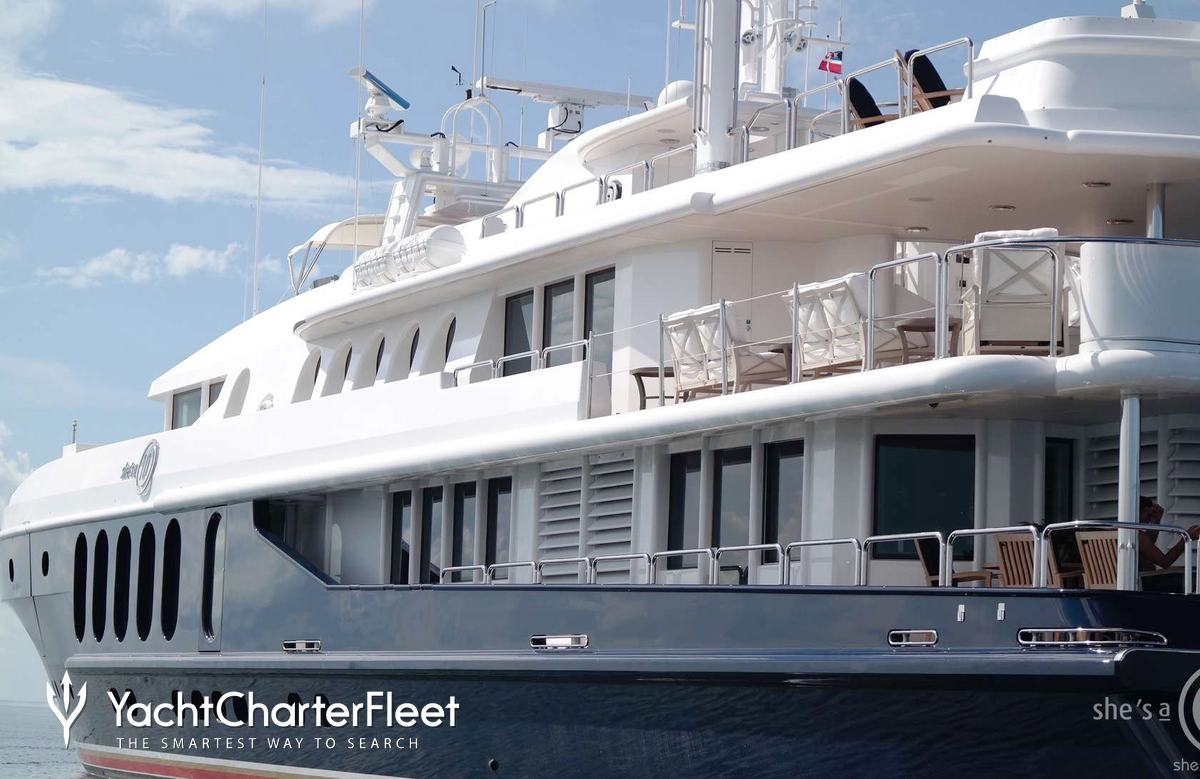 she s a 10 yacht charter price ex mystique oceanfast luxury