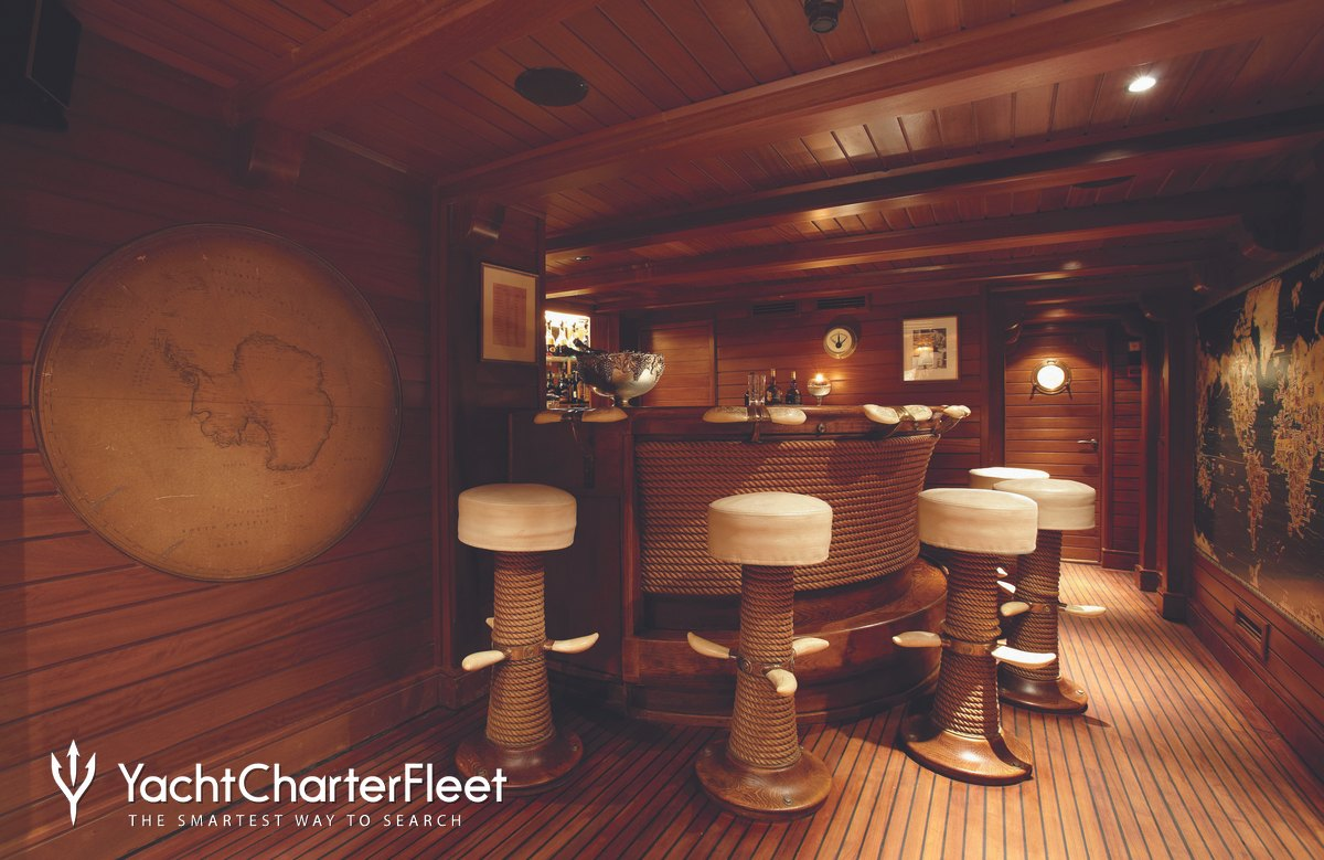 Christina O Yacht Charter Price Canadian Vickers Luxury