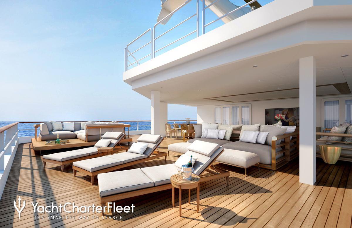 ANDROMEDA Yacht (ex  Ulysses) - Kleven | Yacht Charter Fleet