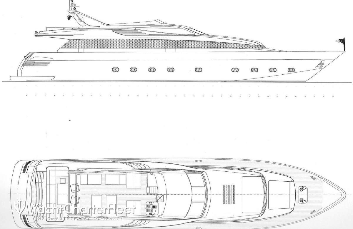 LUMAR Yacht Charter Price