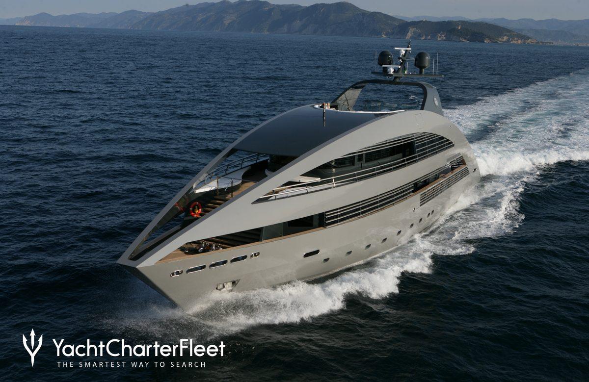 OCEAN PEARL Yacht Charter Price - Rodriquez Yachts Luxury
