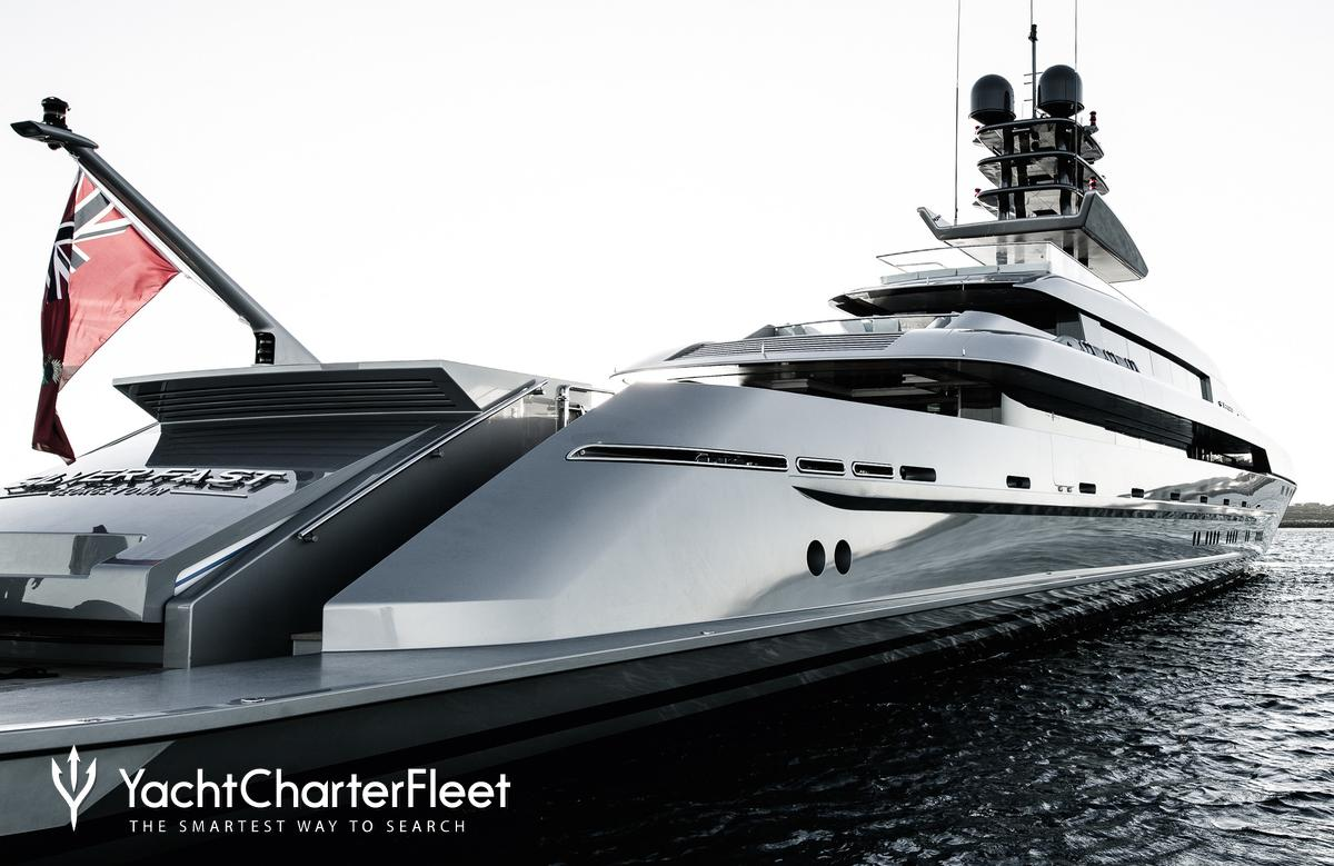 Silver Fast Yacht Charter Price Silveryachts Luxury