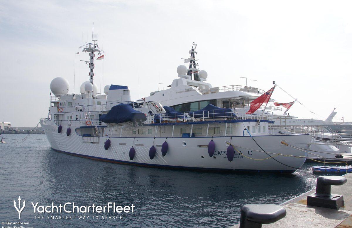 Capella C Yacht Scheepsbouwwerf Gebr Yacht Charter Fleet