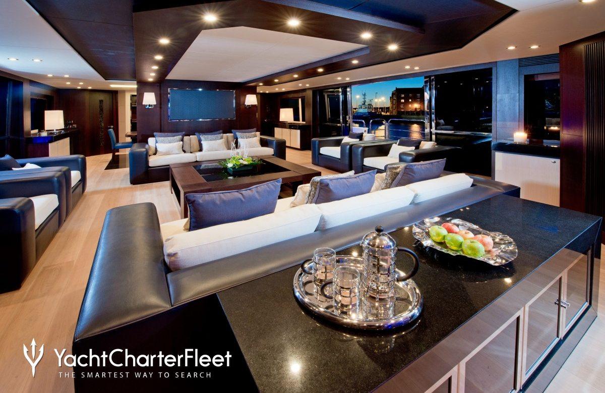 Black legend yacht sunseeker yacht charter fleet - Black owned interior design companies ...