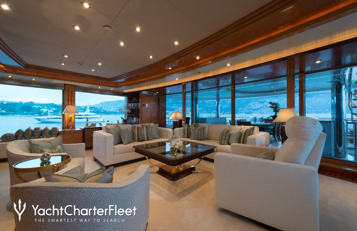 Nirvana yacht charter price oceanco luxury yacht charter - Sea Walk Yacht