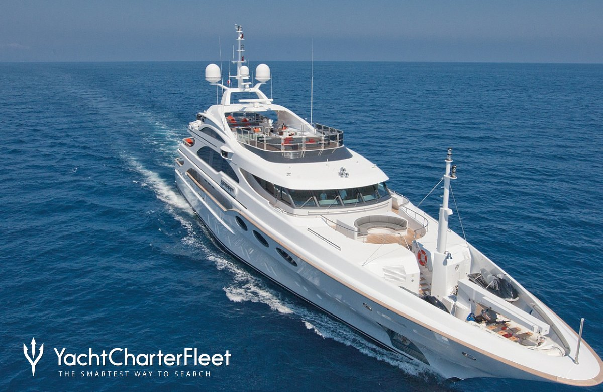 My falcon yacht charter price benetti luxury yacht charter for Migliori cabin charter in wisconsin