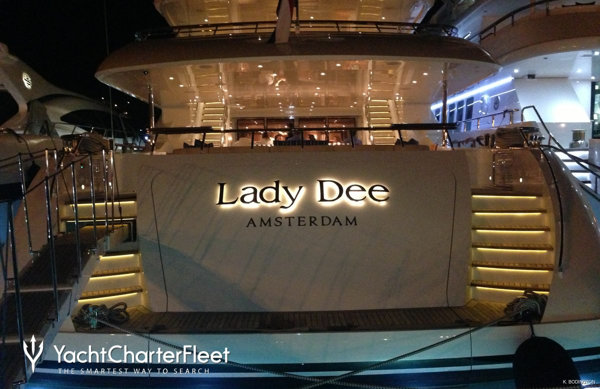 Dee pics lady Lady D