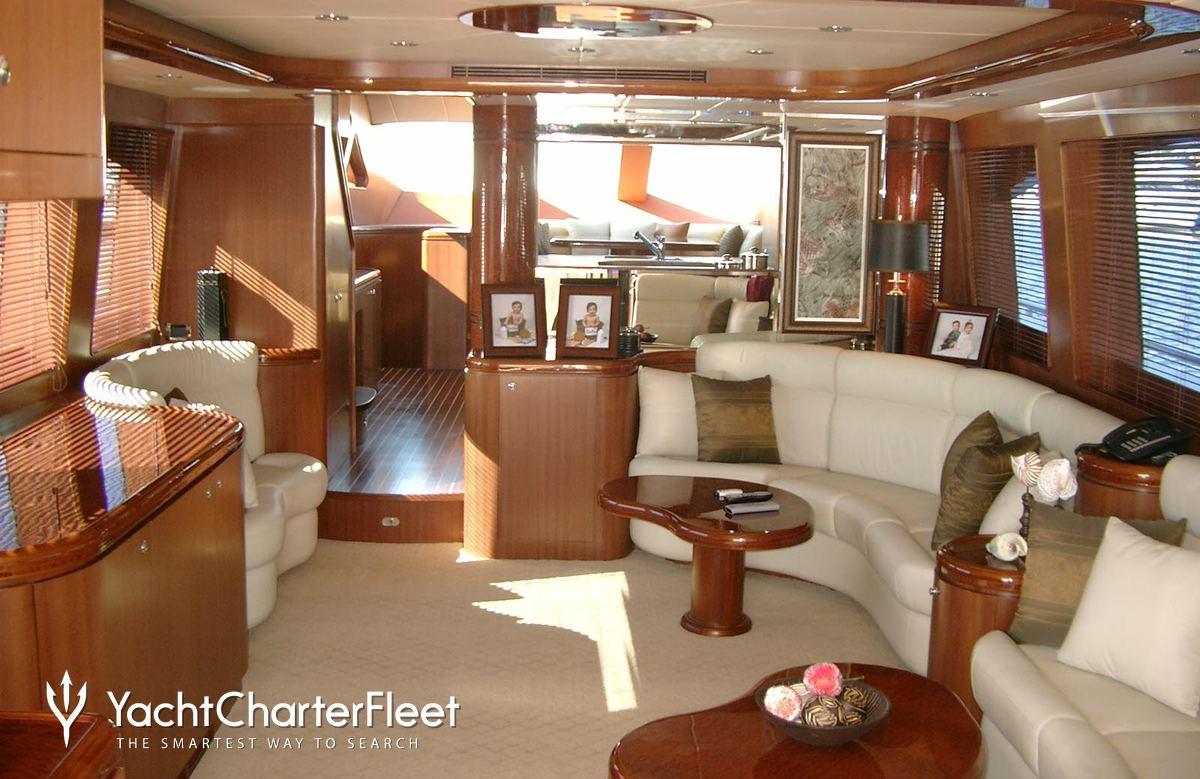 TROUBADOUR Yacht - Horizon   Yacht Charter Fleet