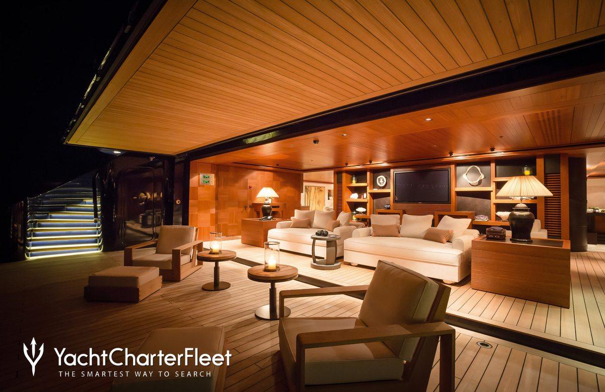 H Yacht Design Interior
