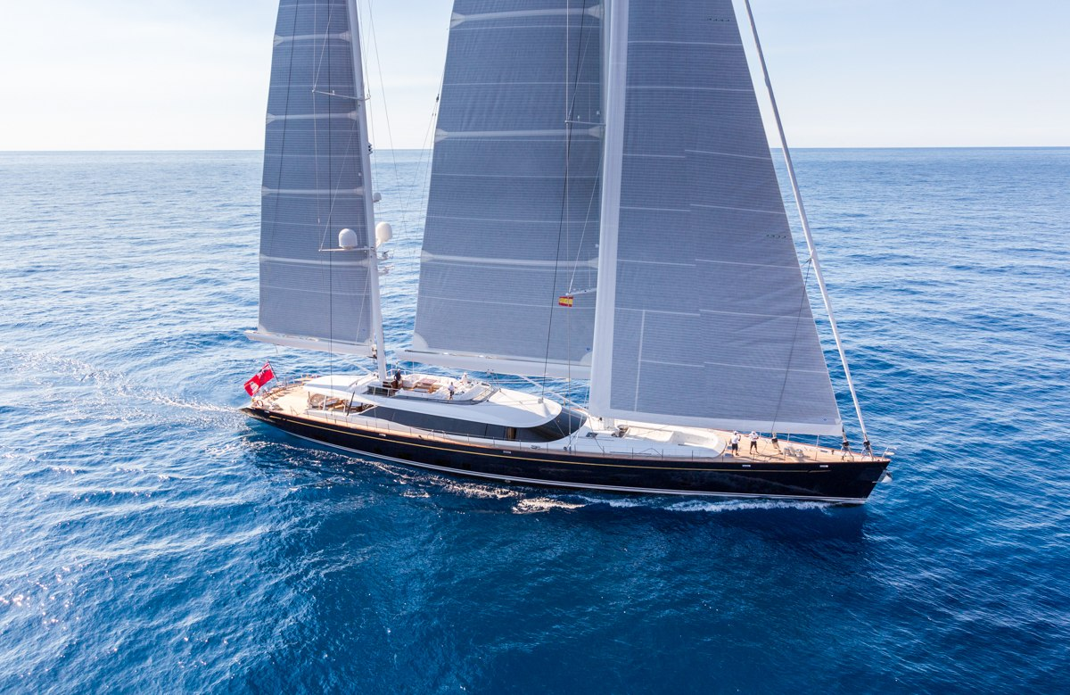 Q Yacht Charter Price Ex Mondango 2 Alloy Yachts Luxury Yacht Charter City mountains dock sail boat yacht