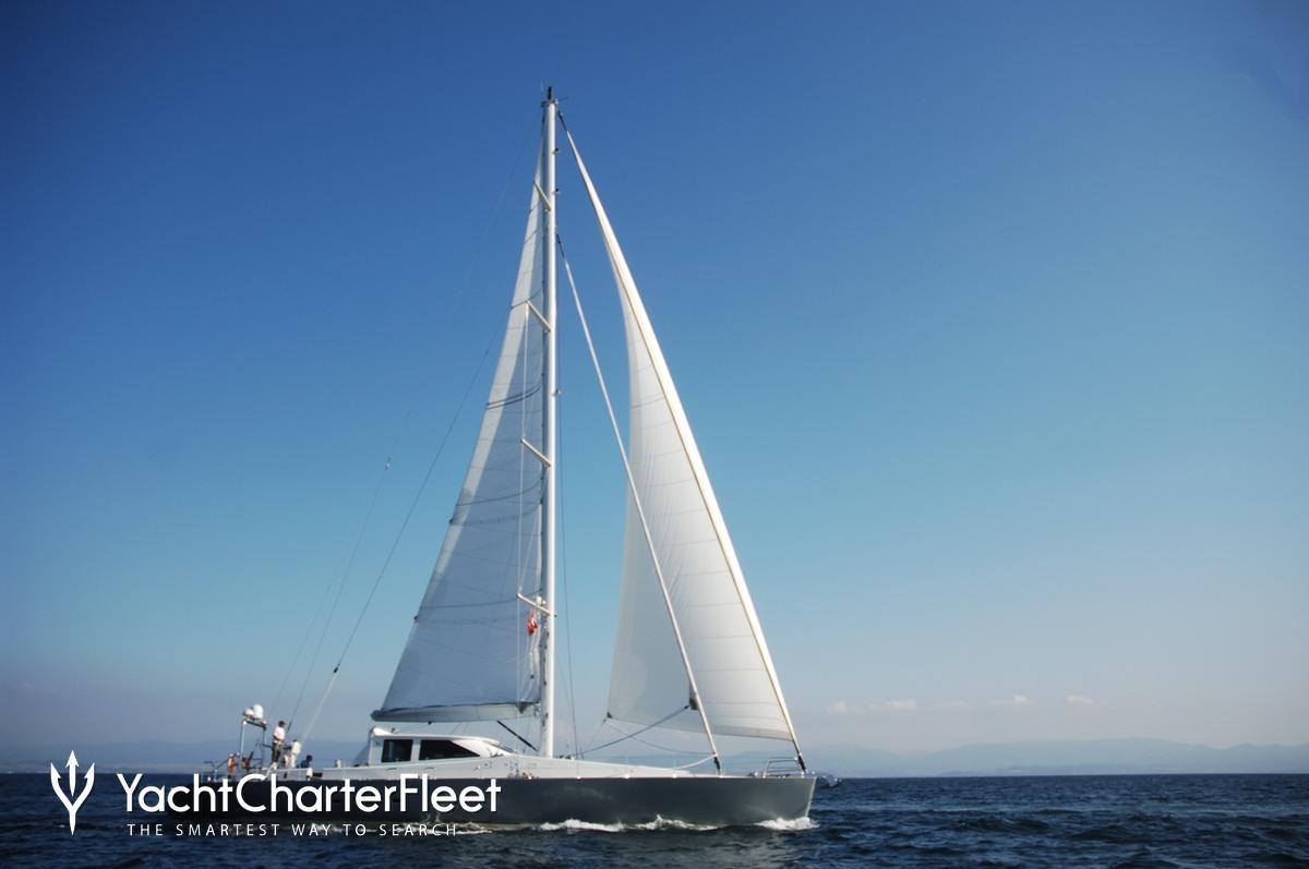 Rosinante Charter Yacht