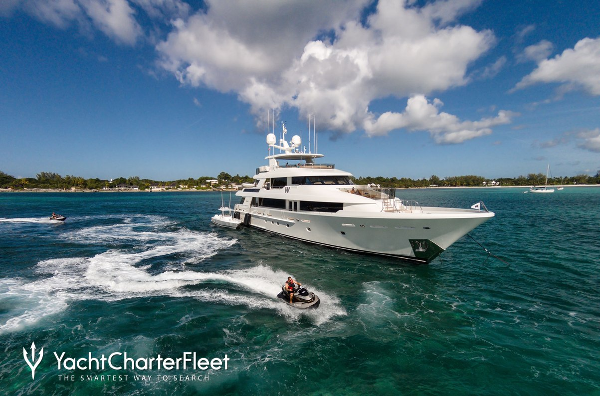 W Charter Yacht