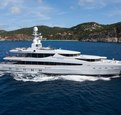 Oceanco luxury yacht FRIENDSHIP (ex SUNRISE) joins West Mediterranean fleet
