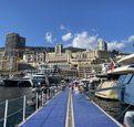 Live photos: Final preparations for Monaco Yacht Show 2021