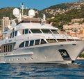 37m motor yacht AHIDA 2 new to charter fleet in Mediterranean