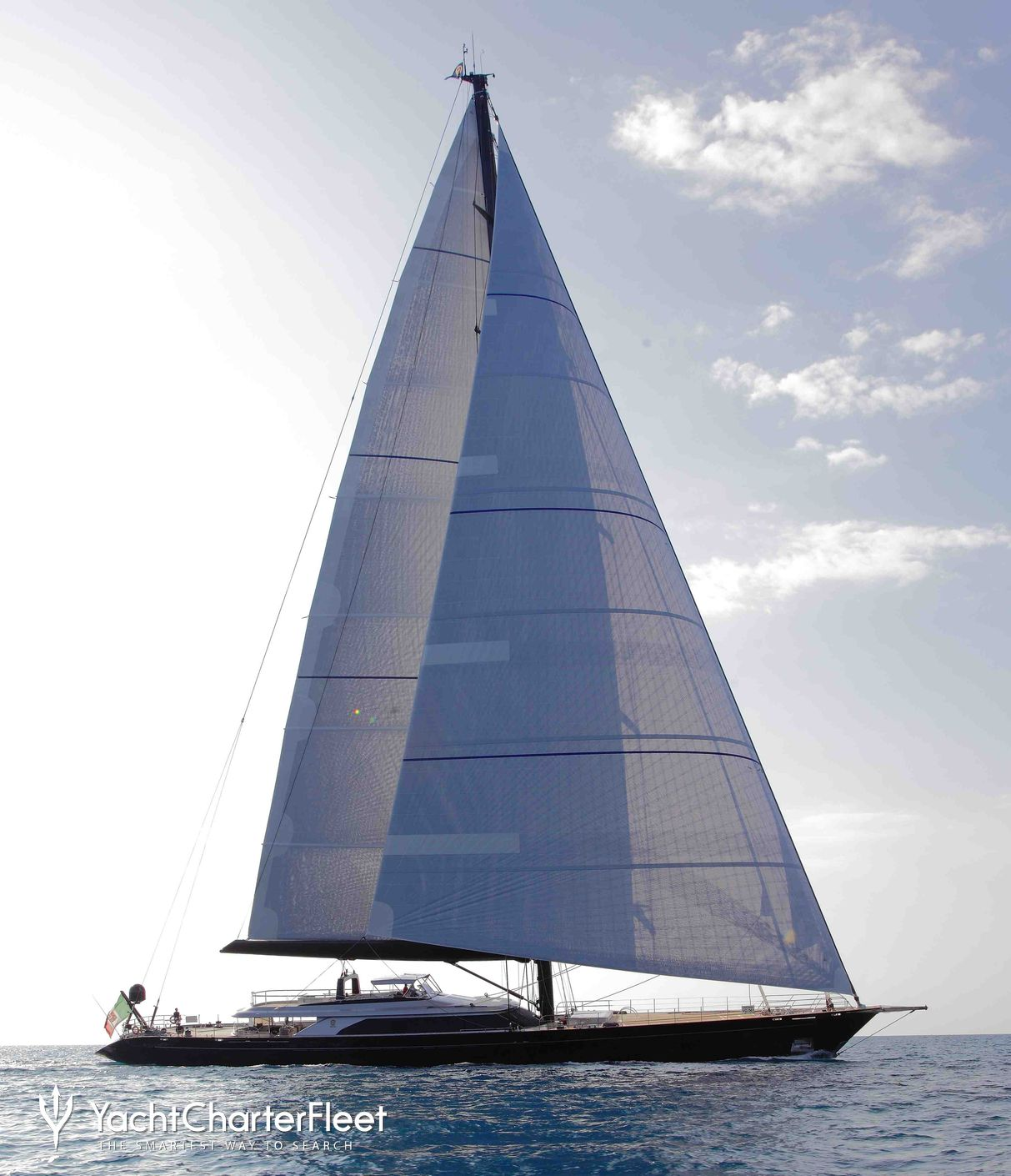 Perseus^3 Charter Yacht