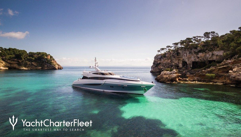 Benita Blue Charter Yacht