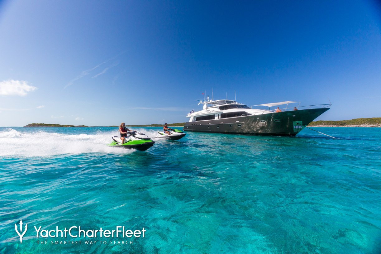 Unbridled Charter Yacht
