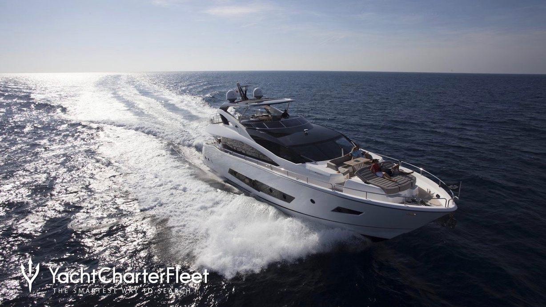Mowana Charter Yacht