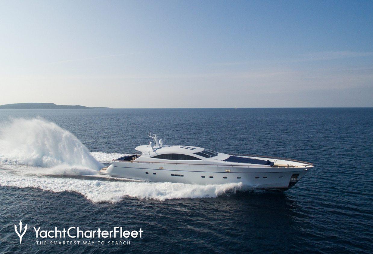 Kambos Blue Charter Yacht
