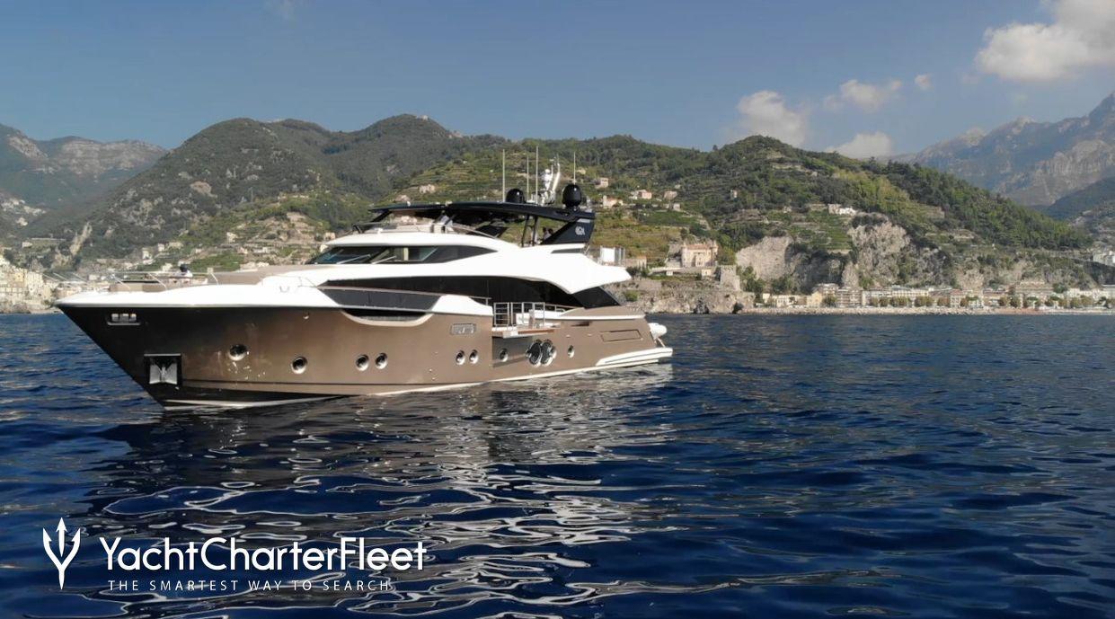 Vivaldi Charter Yacht