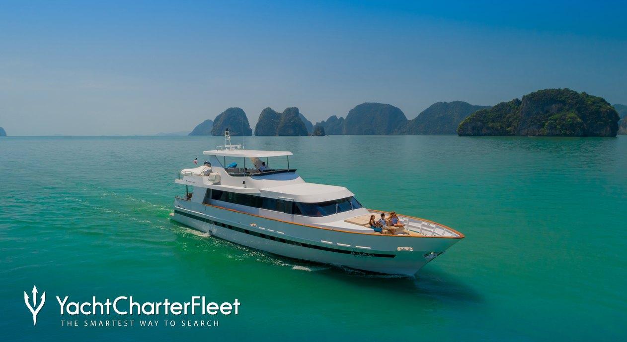 Ajao Charter Yacht