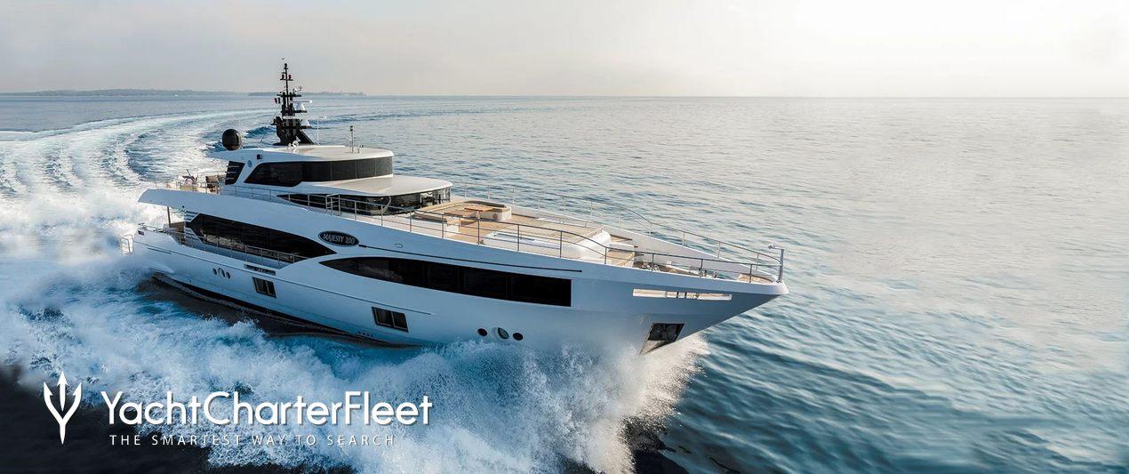 Krishh Charter Yacht