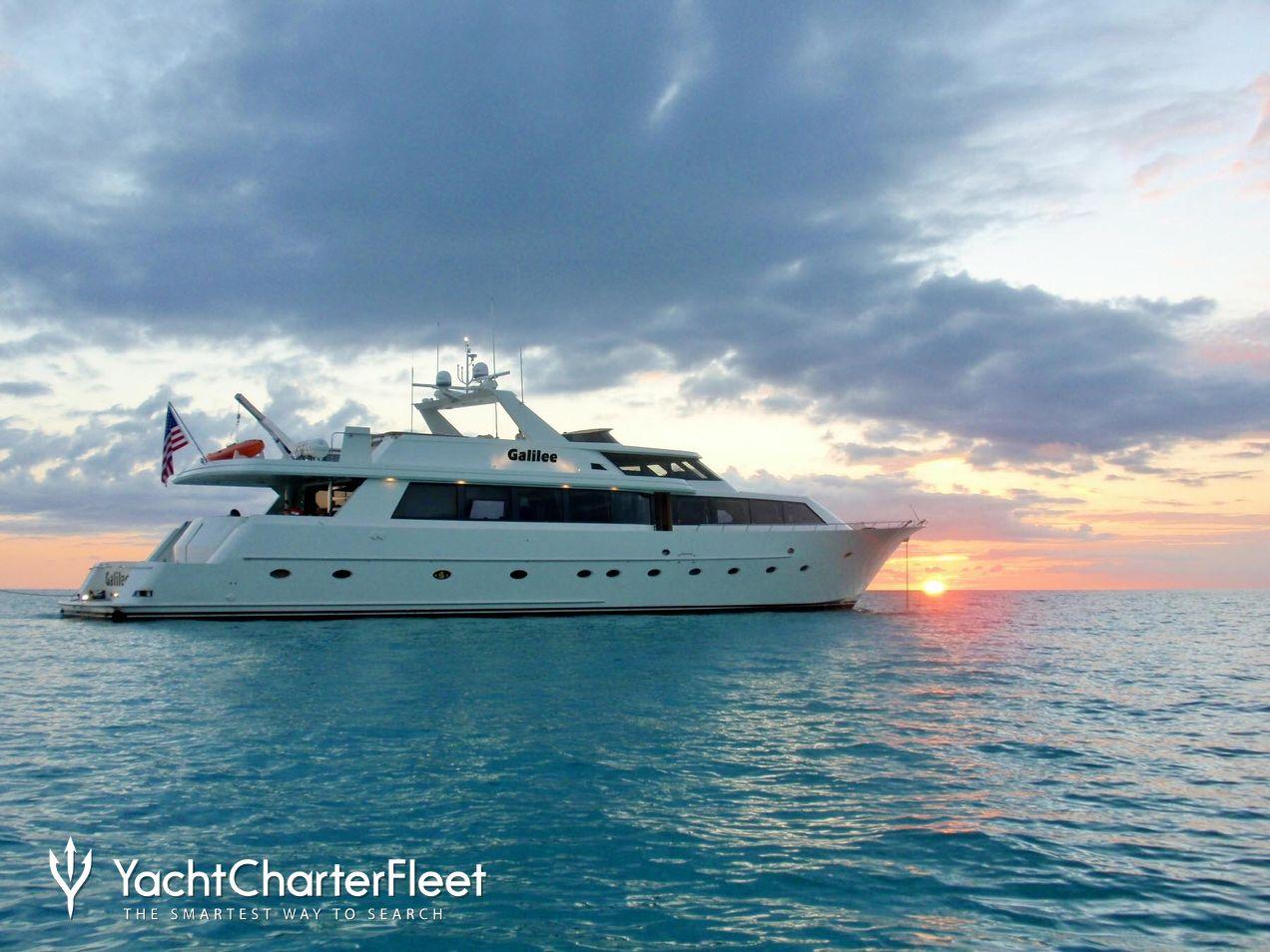Galilee Charter Yacht