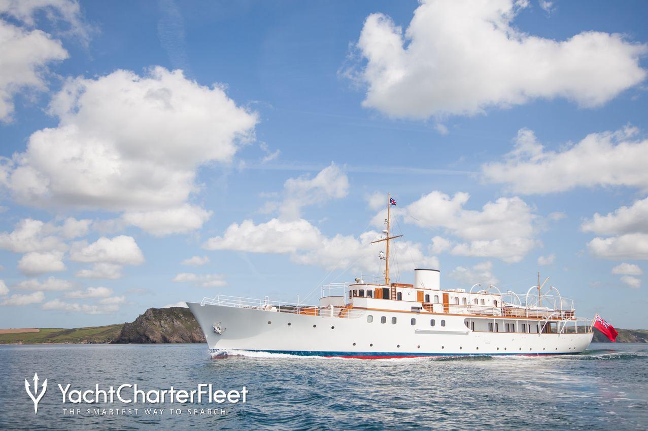Malahne Charter Yacht
