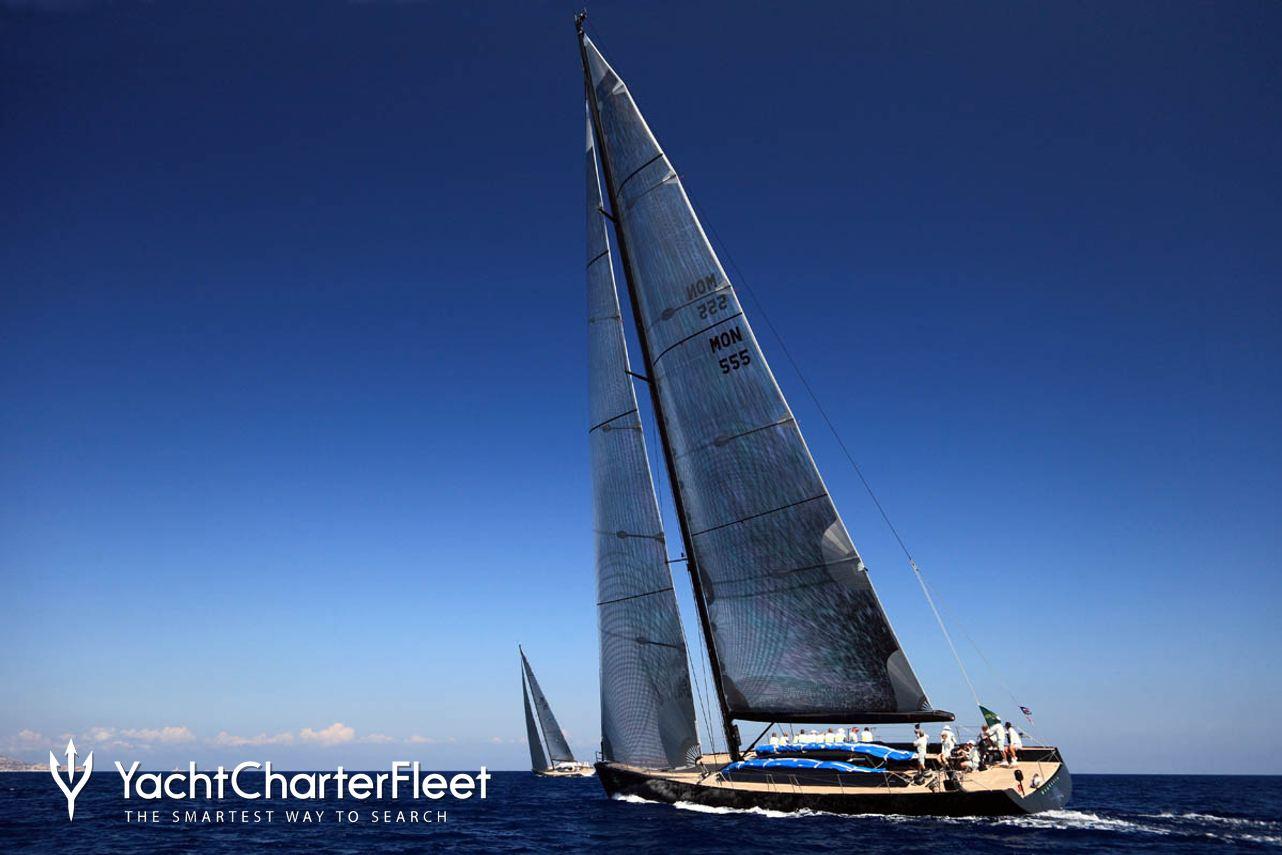 Aesop Charter Yacht