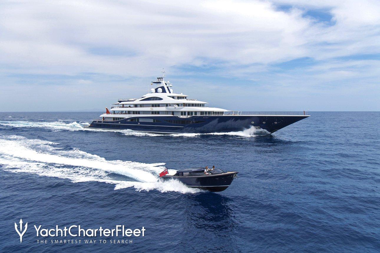 Lady Gulya Charter Yacht