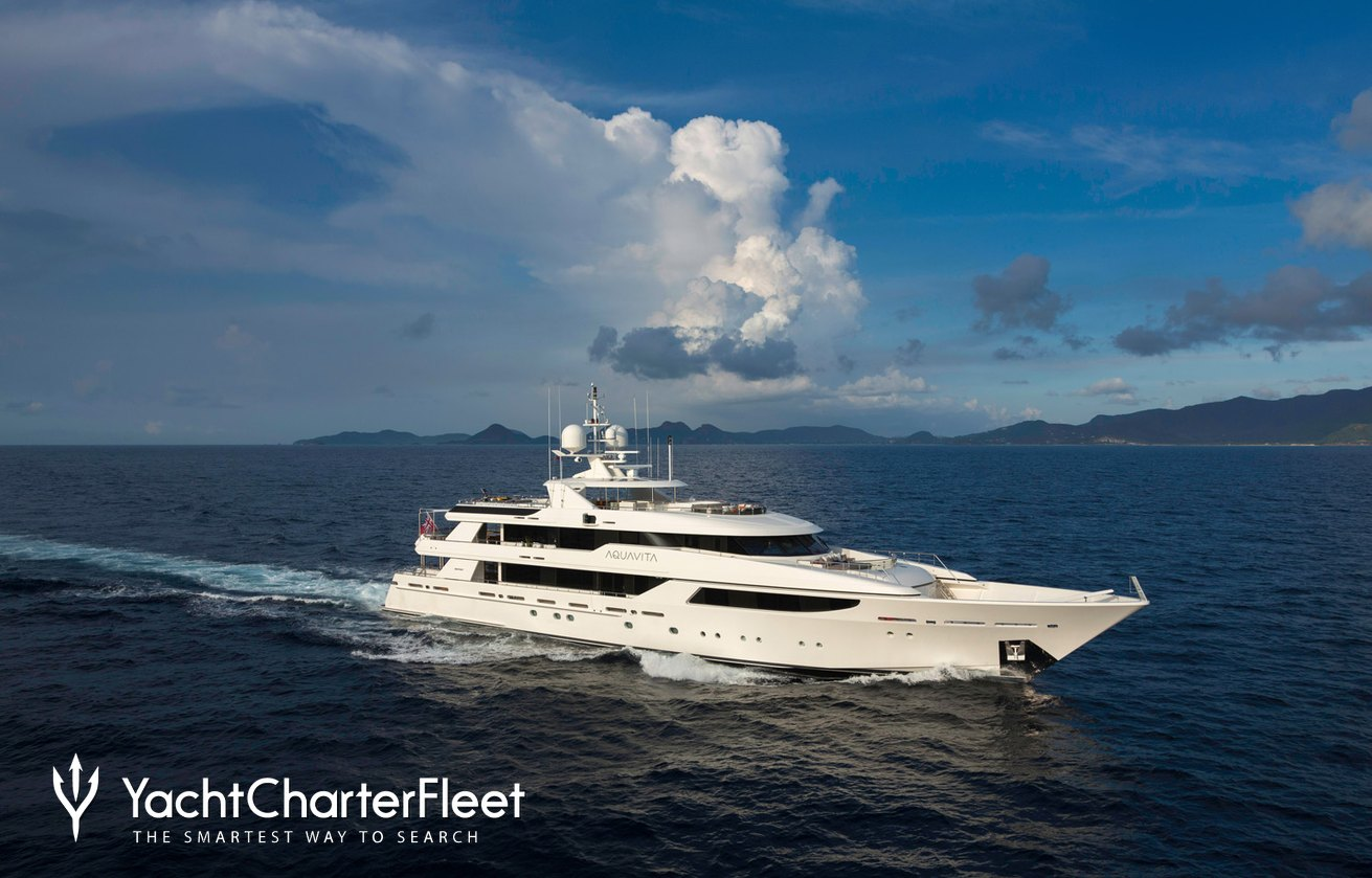 Sheherazade Charter Yacht