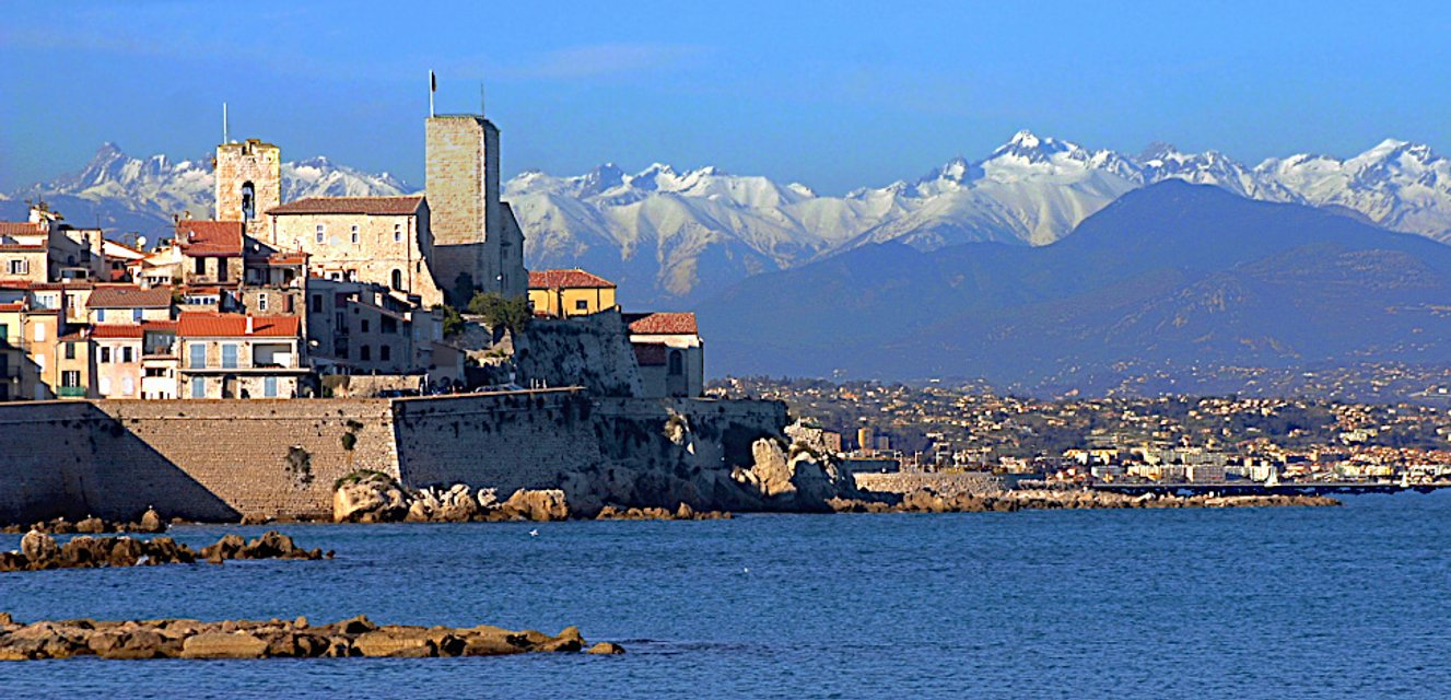 Antibes to St. Tropez