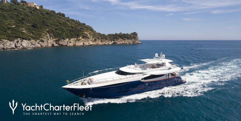 Clarity Charter Yacht