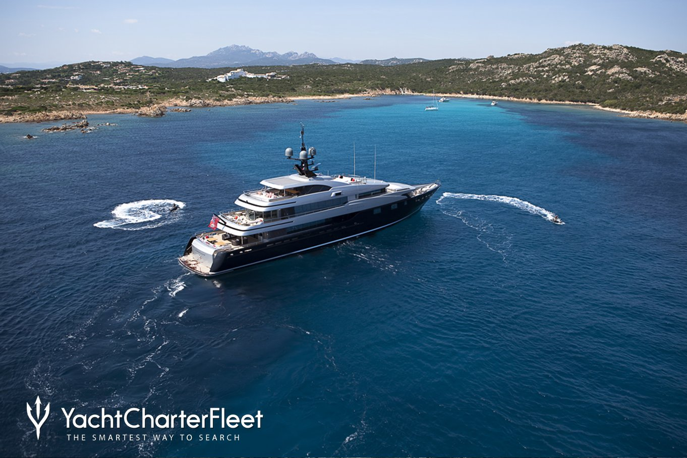 Slipstream Charter Yacht