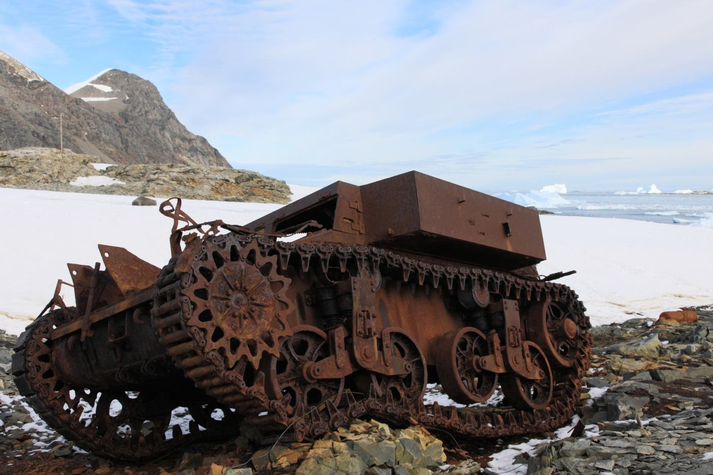 Photo Tour of Antarctica 20