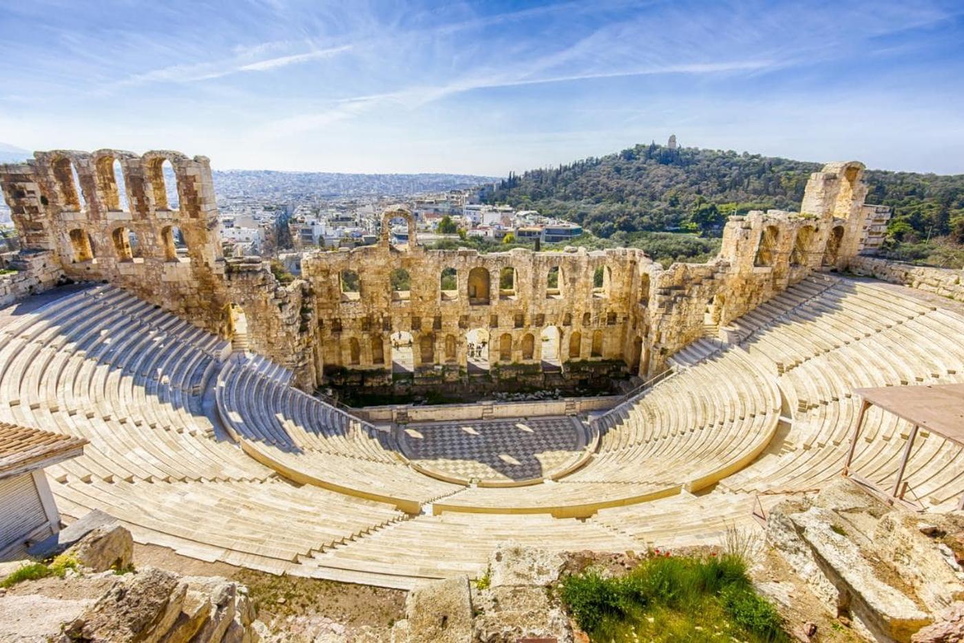 Photo Tour of Athens 2