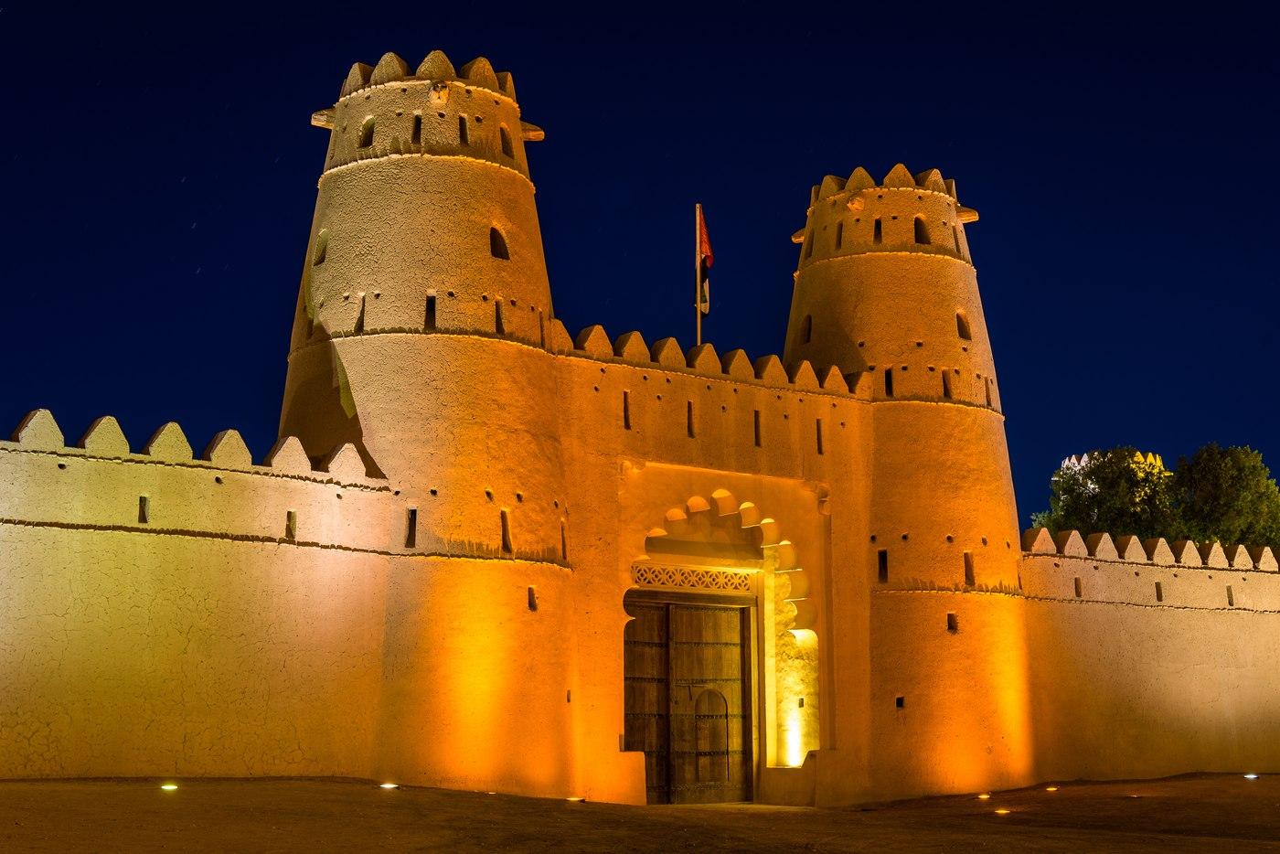 Photo Tour of Abu Dhabi 4