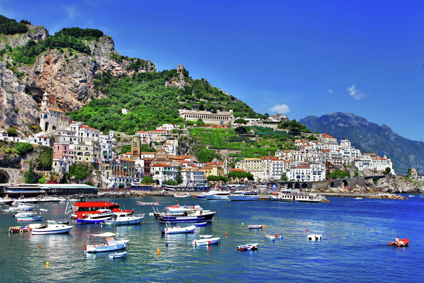 Photo Tour of Amalfi Coast 1